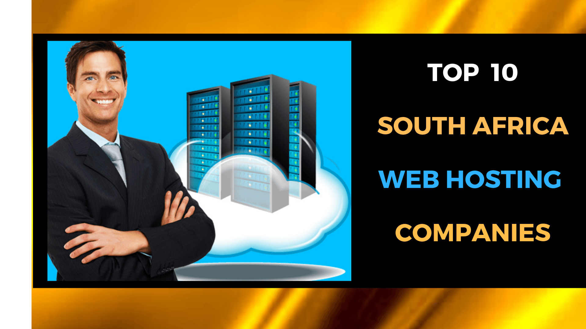 Top 10 Web Hosting in South Africa