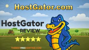 Hostgator hosting reviews