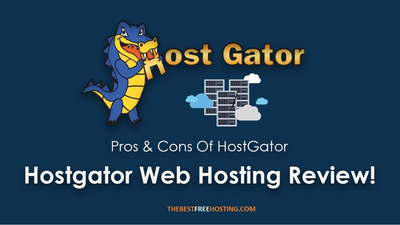 Hostgator cheapest Web Hosting provider