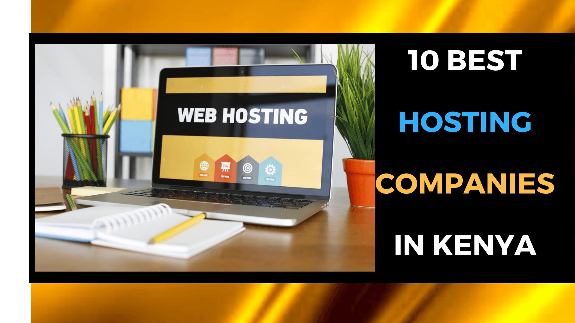 10 Best Web Hosting in Kenya   My Top 10