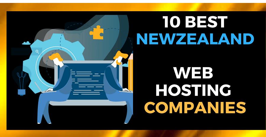 10 best web hosting New Zealand