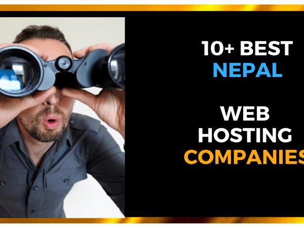 10 Best Nepal Web Hosting Companies – Top Providers