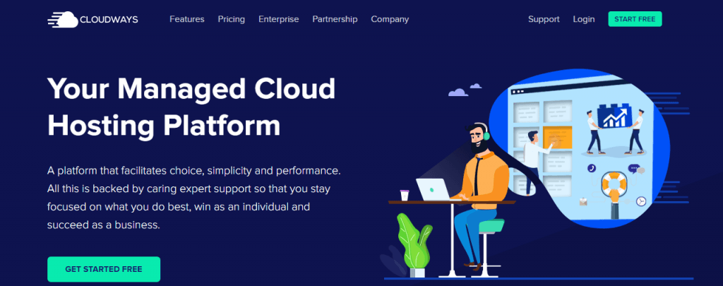 cloudways hosting providers - Cloudways reviews 2019
