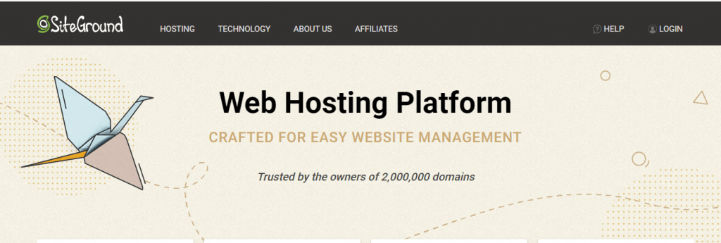 siteground vs dreamhost- best web hosting provider
