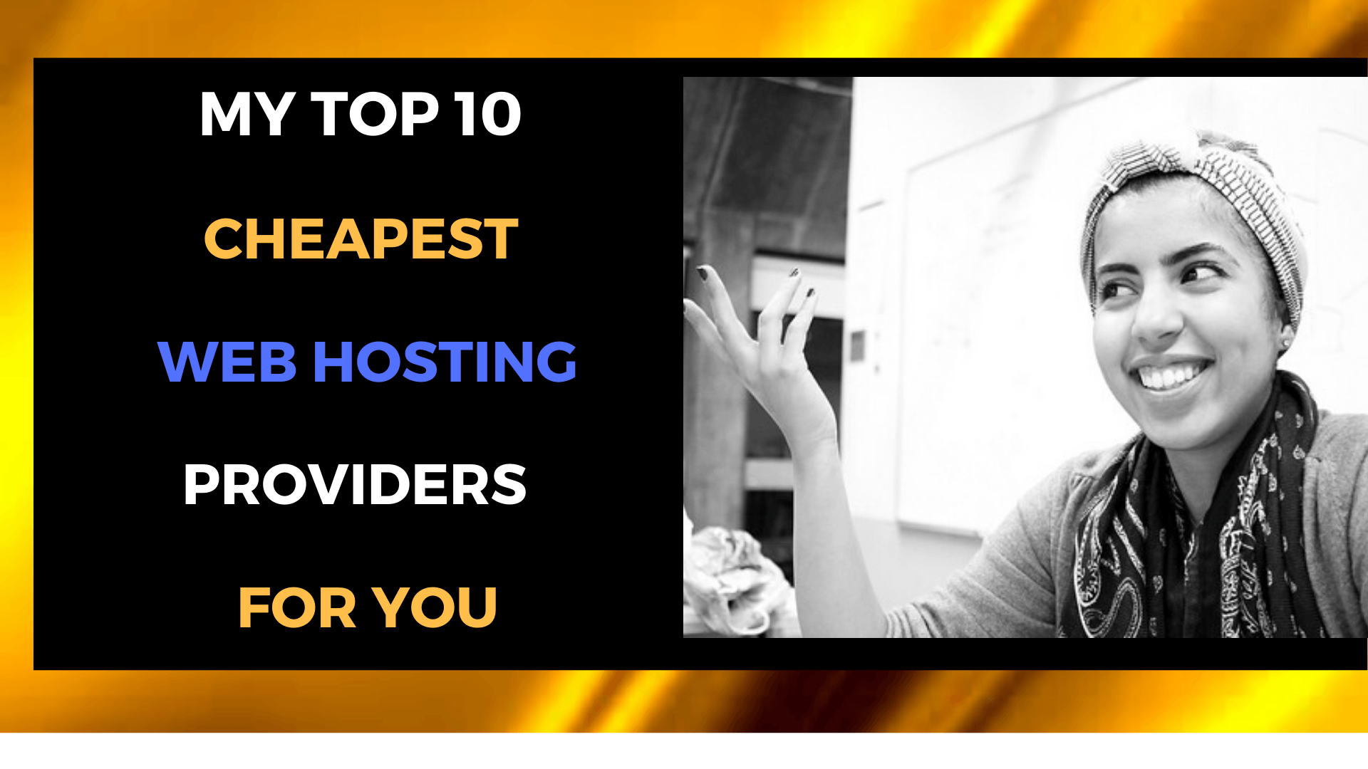 Top 10 Cheapest Web Hosting Providers