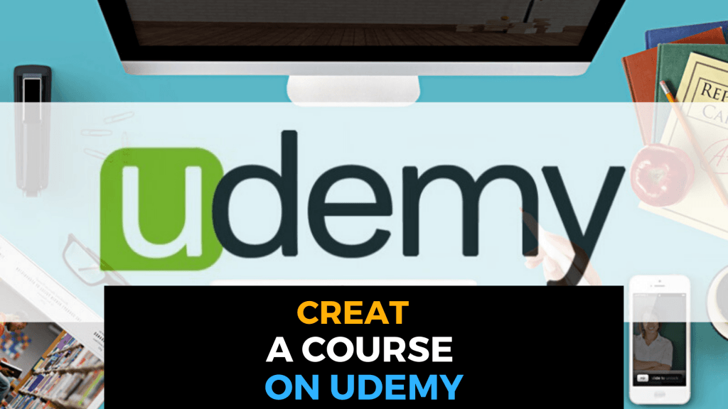 ways to make passive income online creating course on udemy