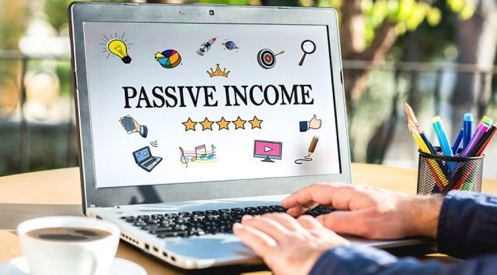 generate passive income working online