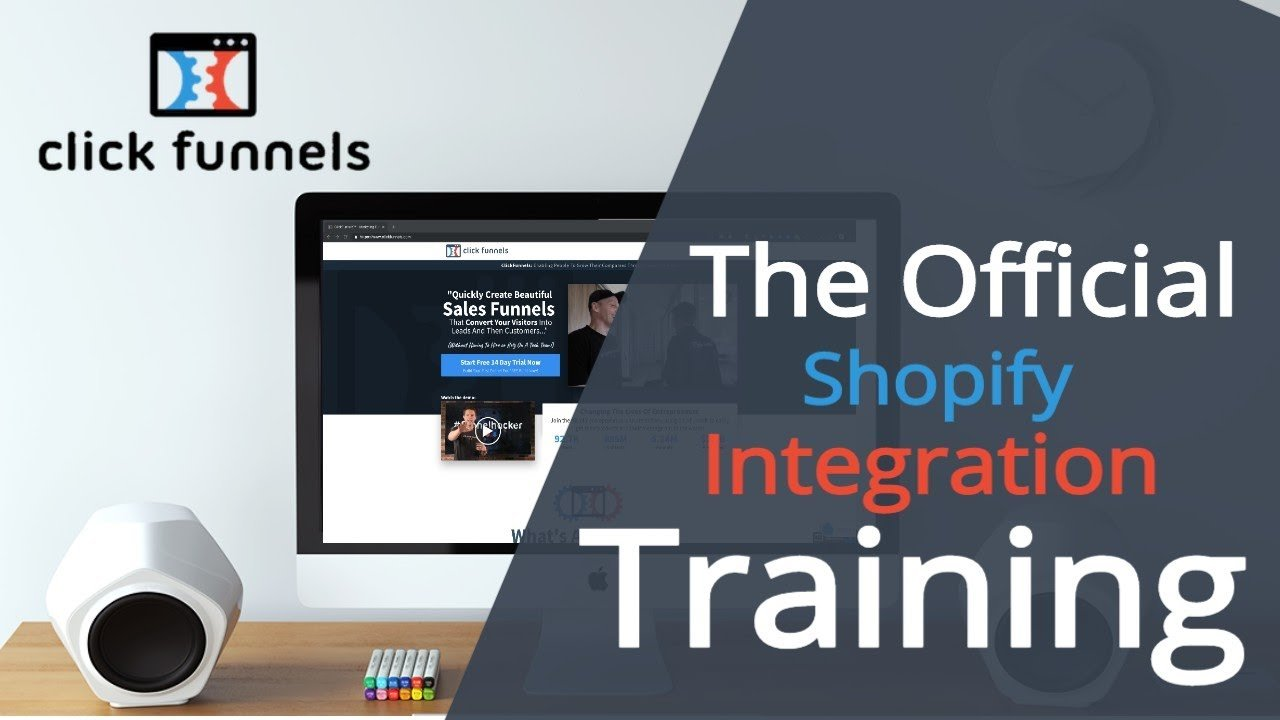 How to Integrate ClickFunnels With Shopify