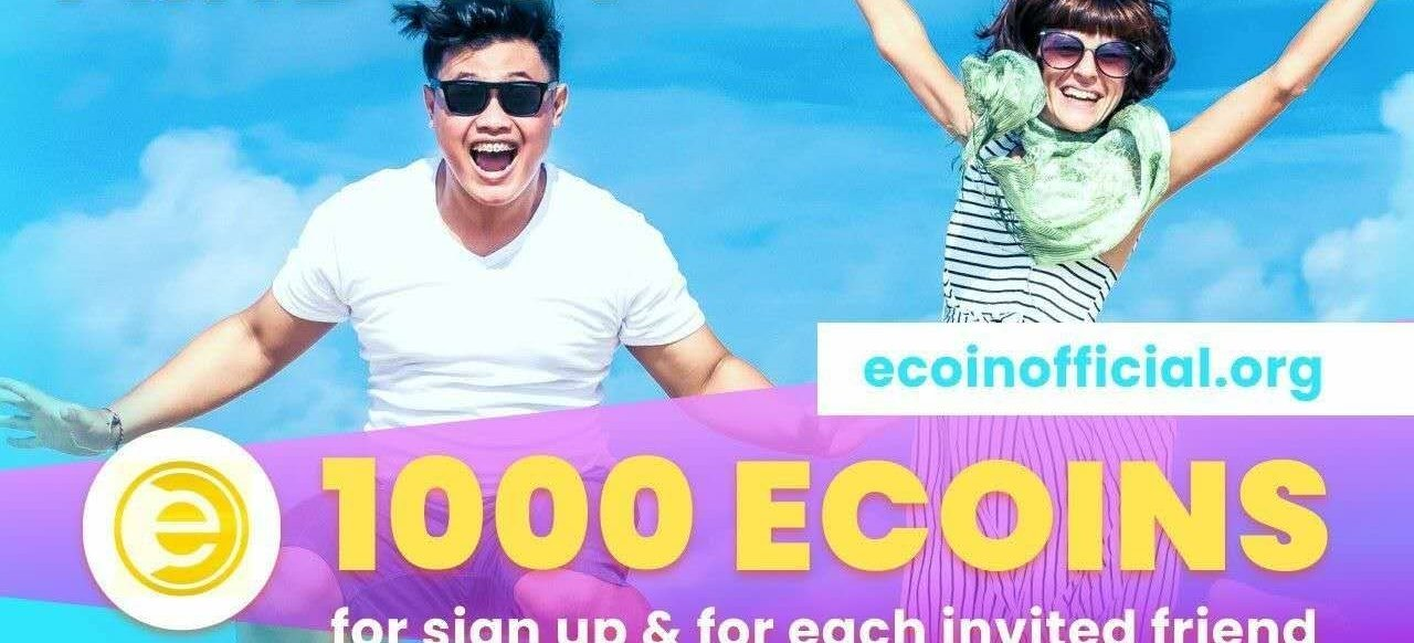 ecoin airdrop cryptocurrency