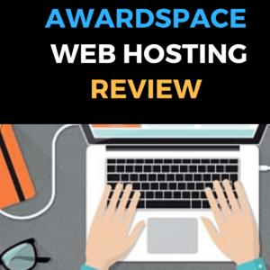 awardspace review - website hosting reviews